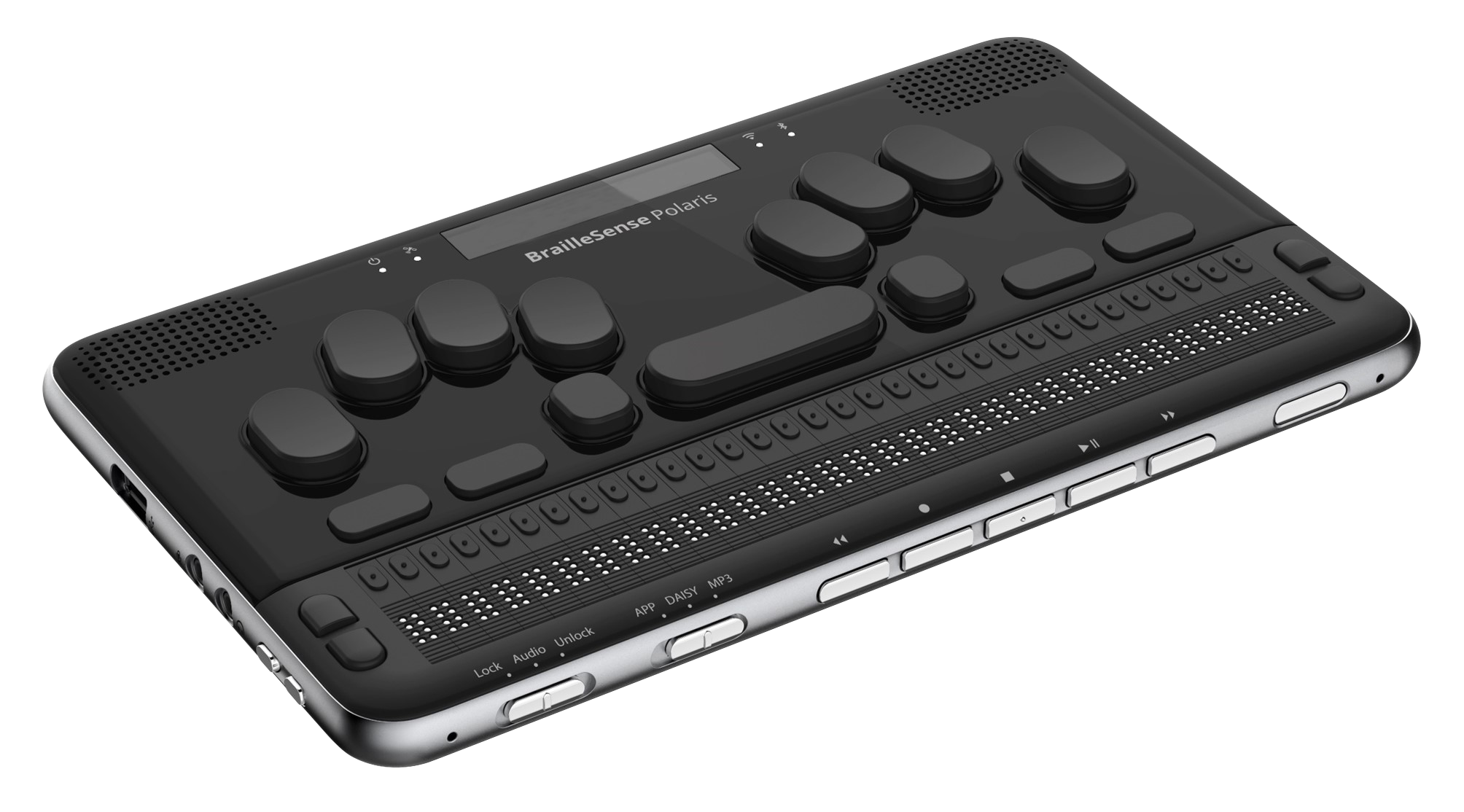Braille Sense Polaris 32 Cell Braille Notetaker