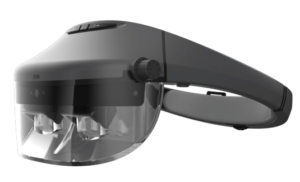 Image showing oblique view of Acesight Electronic Glasses